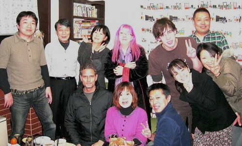 Teppei New year 01-02-2012