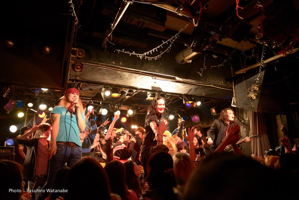 MATSURI - Grand finale - Photo by Y.Watanabe