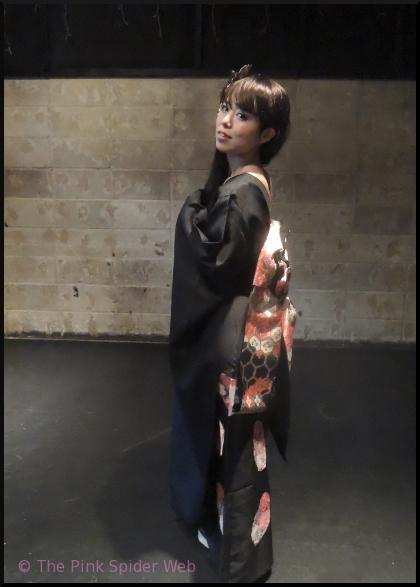 Kimono by Yuka