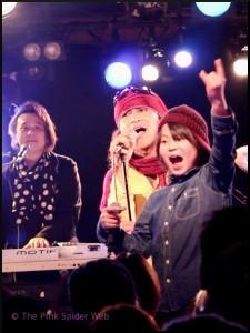 Reds, Fumisato and Matsubara