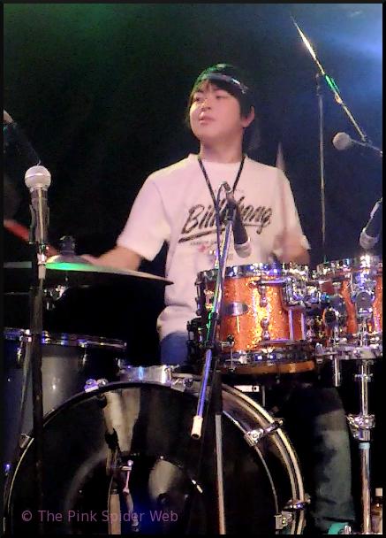 Yukichika Drums Growing's