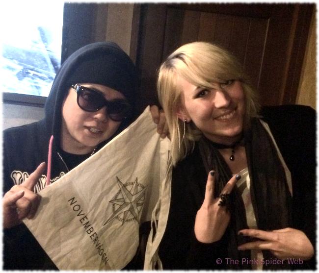 MAYA and Okahira Kenji